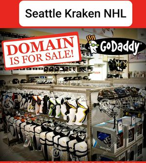 Seattle Kraken Domain names. for Sale in Seattle, WA
