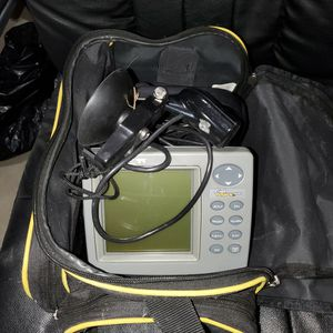 Eagle Fishmark 480 Fish Finder with Transducer for Sale in Algonquin, IL