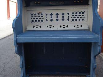 Shabby Chic Desk Early 1900s Waterloo Organ Desk for Sale in Largo,  FL
