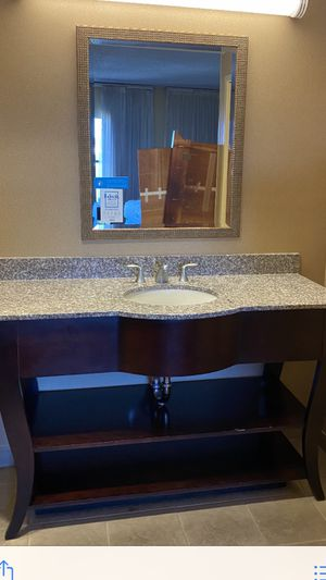 Bathroom vanity for sale!!! Excellent condition marble top!! $180 for Sale in Baltimore, MD
