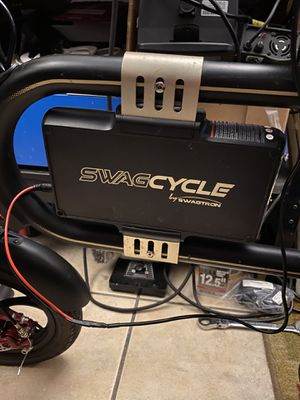Swag Cycle Electric Bicycle for Sale in Miami, FL