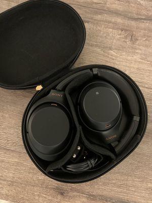 SONY WF1000 XM3 Wireless Bluetooth Headphones for Sale in Irvine, CA