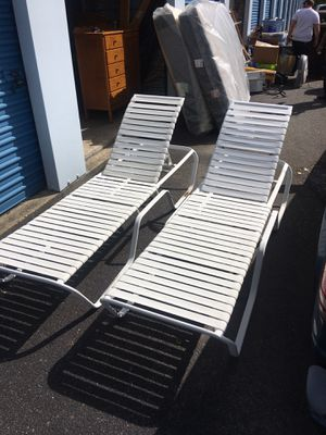 Deck- Pool Loungers- Lounge Chairs for Sale in Chesapeake, VA