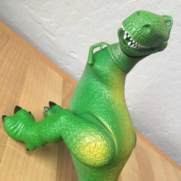 Toy Story Rex Action Figure Collectable