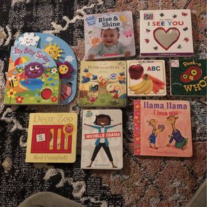 Baby Books! (9) for Sale in Los Angeles, CA