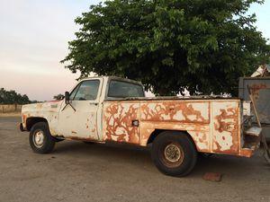 78 c20 pickup truck complete for Sale in Modesto, CA