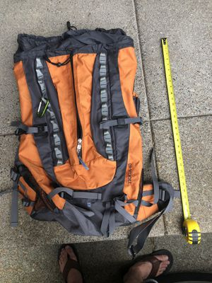 HI-TEC Tioga 65 Hiking Backpack (used once) for Sale in West Linn, OR