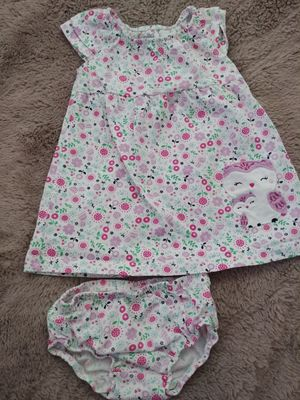 Baby girl dress size 6-9m for Sale in Rialto, CA