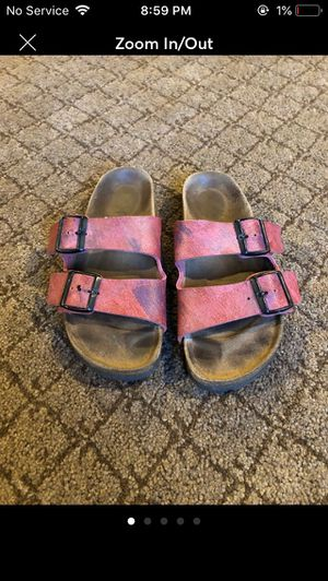 Birkenstock Sandals Size 37 for Sale in Arlington, TX
