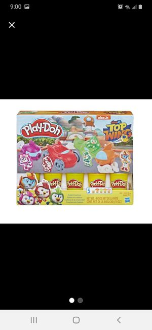 Top wing playdoh for Sale in Sumter, SC