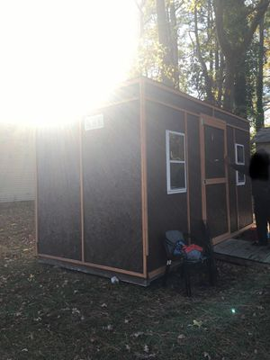 10x10 oversized shed for Sale in Virginia Beach, VA