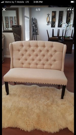 Bench / chair / couch for Sale in Apple Valley, CA