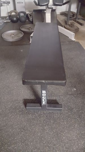 Rogue fitness weight bench for Sale in Corona, CA
