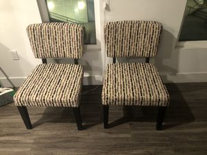 Chairs 🪑 for Sale in San Jose, CA