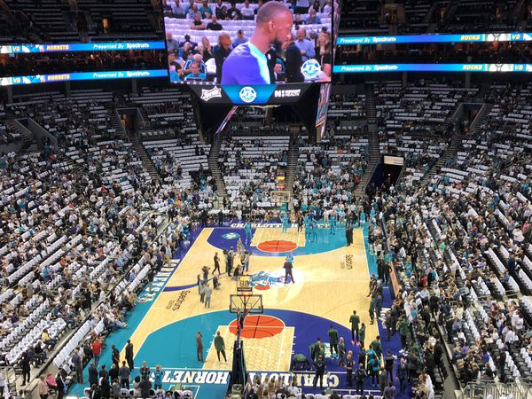 Charlotte Hornets games 2018 tickets