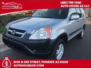 2004 HONDA CRV EX 4x4 4WD AWD super economical QUALITY SUV for Sale in Phoenix, AZ