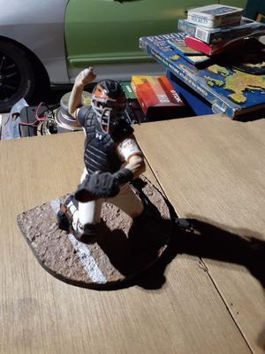 San Francisco giants Buster posey figure for Sale in Stockton, CA