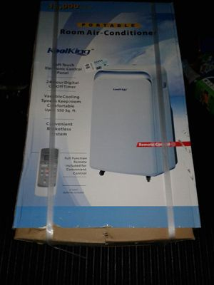 Kool King Portable Air Conditioner with Remote, 12000 BTU for Sale in Everett, WA