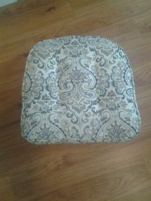 Oversize chair outdoor patio furniture cushion for Sale in Columbus, OH