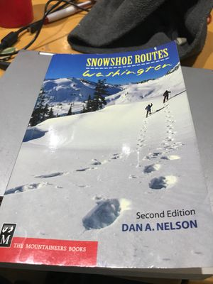 Snowshoe routes in Washington for Sale in Puyallup, WA