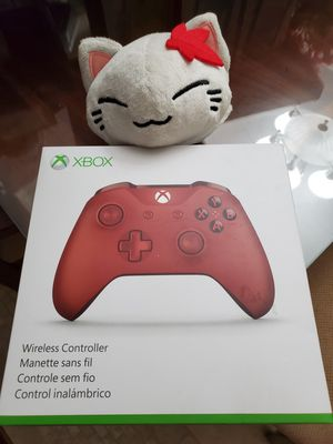 XBox One S Controller Red Brand New Sealed for Sale in Los Angeles, CA