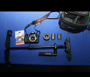 Canon 60D 50mm lens + more for Sale in Phoenix, AZ