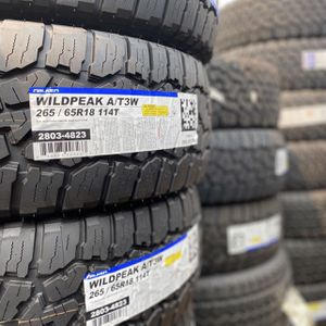 265/65R18 New Falken AT Tires / Llantas On Sale!! for Sale in Hacienda Heights, CA