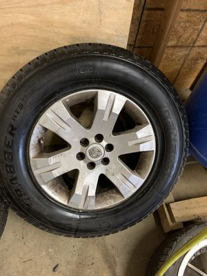 2 tires only 265/65R17 for Sale in Norcross, GA