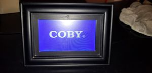 Coby photo frame for Sale in Stockton, CA