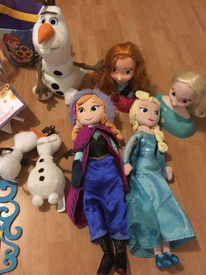 Frozen decorations for Sale in Doral, FL