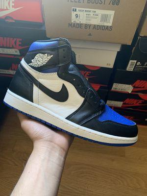 Jordan 1 royal toe for Sale in Kent, WA