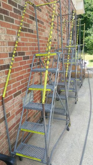 industrial ladder for Sale in La Vergne, TN