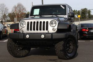 2016 Jeep Wrangler Unlimited for Sale in Marietta, GA