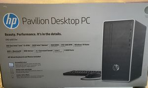 Two HP Desktop Computers for Sale in Asheville, NC