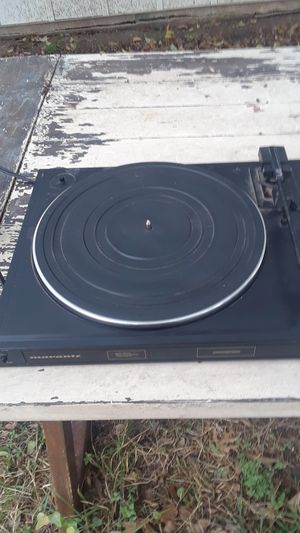 Marantz turntable for Sale in Fort Worth, TX