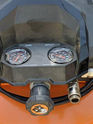 Ridgid 6 gallon air compressor for Sale in Brea, CA