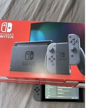 Nintendo Switch V2 Gray Joy Con for Sale in St. Louis, MO
