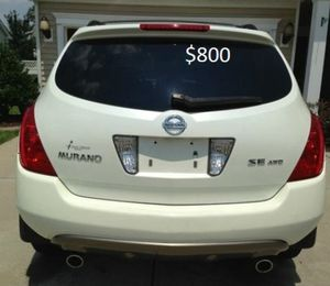 Nothing/Wrong. 2O03 Nissan Murano AWDWheels for Sale in Birmingham, AL