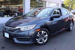 2017 Honda Civic Sedan for Sale in Elmwood Park, NJ