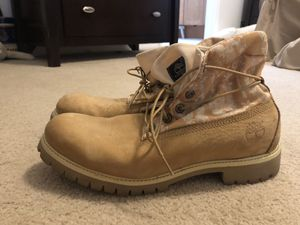 Men's Timberland Boots size 11.5 for Sale in Estero, FL