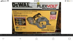 It's a brand new Skil saw never use it for Sale in Chelsea, MA