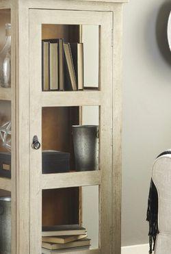 Kayton Antique Gray Accent Cabinet for Sale in Arlington,  VA