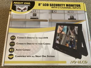 Security tv monitor for Sale in Plantation, FL