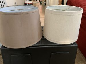 Lamp shades for Sale in Las Vegas, NV