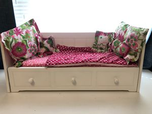 American Girl Doll Trundle Bed for Sale in Long Beach, CA