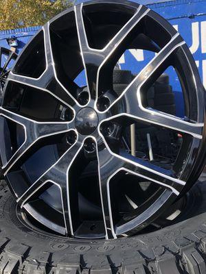 GMC Sierra wheels 6x139.7 for Sale in Lakewood, CO