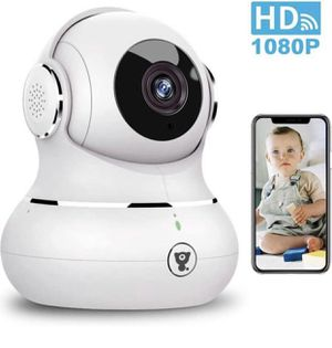 WiFi Camera Indoor Littlelf Smart 1080P Home Camera Cloud Service, Works with Alexa for Sale in Franklin Township, NJ