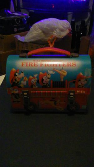 Any Toy Collectors. . . Disney Lunch Box for Sale in Pomona, CA