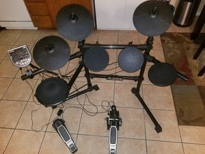 Alexis Dm6 Complete Drum Set ( Complete) for Sale in San Diego, CA