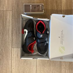 Peloton Shoes And Earbuds 37 for Sale in Scottsdale,  AZ